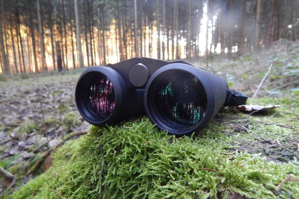Minox Fernglas Mit Entfernungsmesser : Optik berichte
