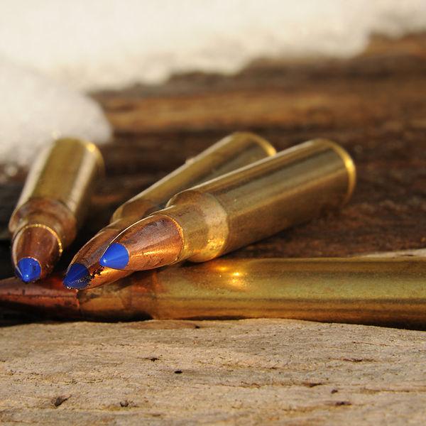 Bleifreie Büchsenmunition
