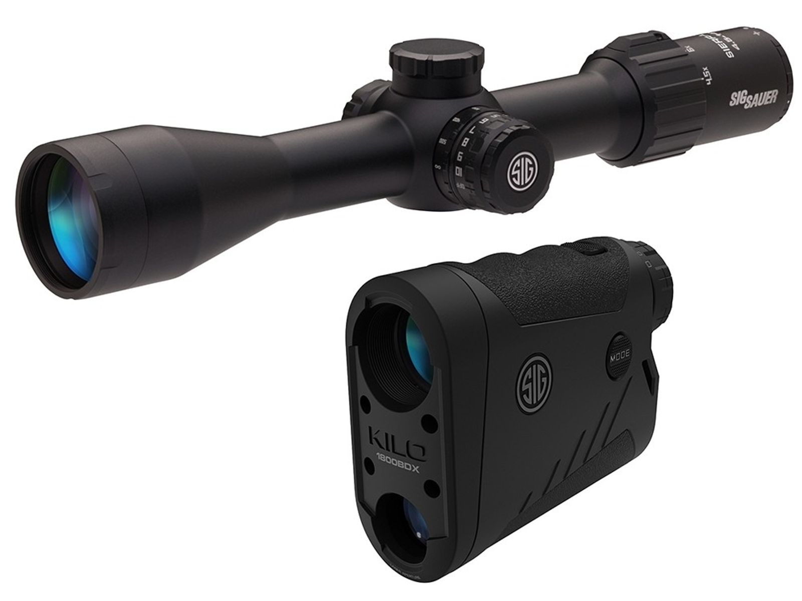Das revolutionäre bdx optikpaket von sig sauer electro optics