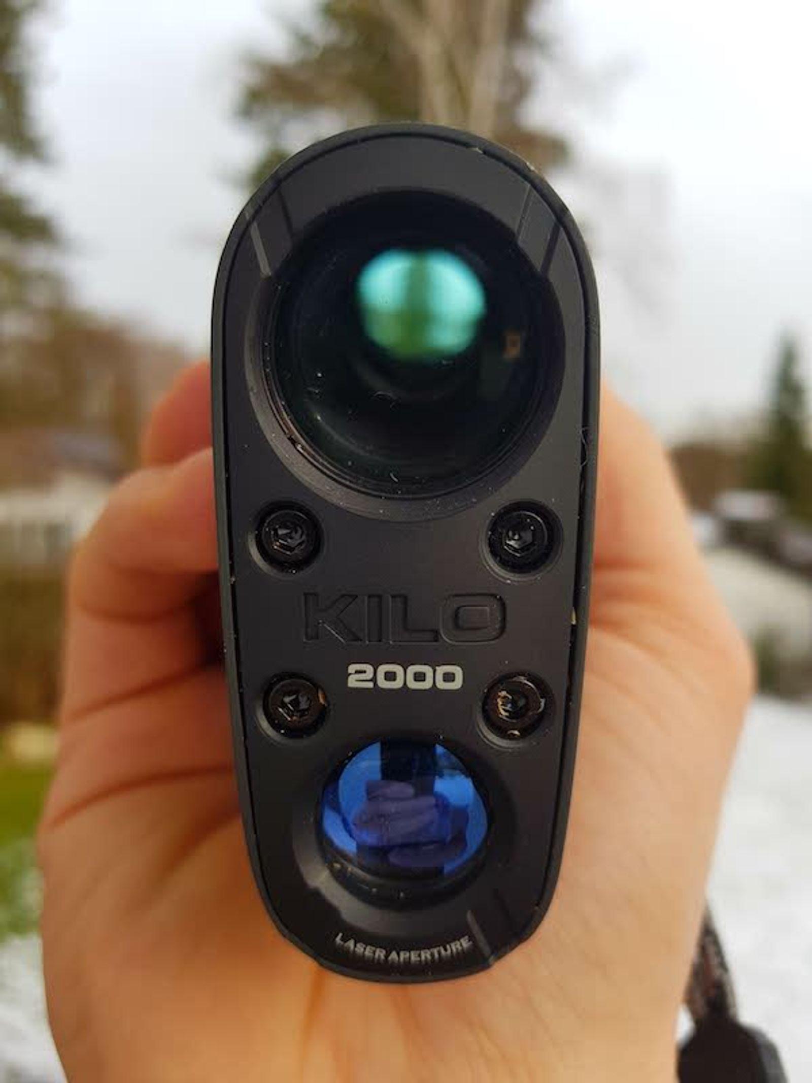Laserentfernungsmesser (Rangefinder) Sig Sauer Kilo2000