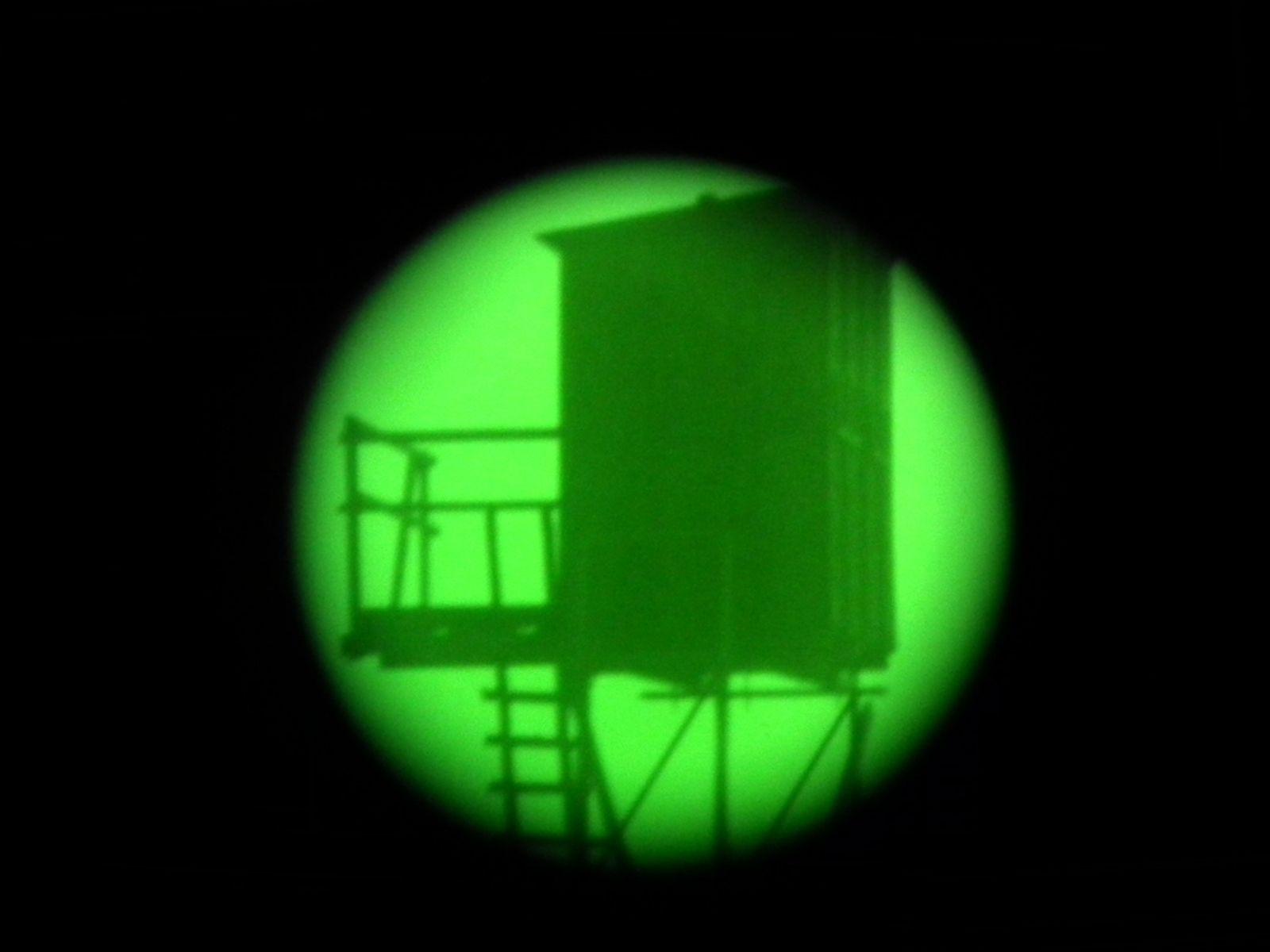Jagd mit dem nachtsichtgerät dipol dn 34 pro