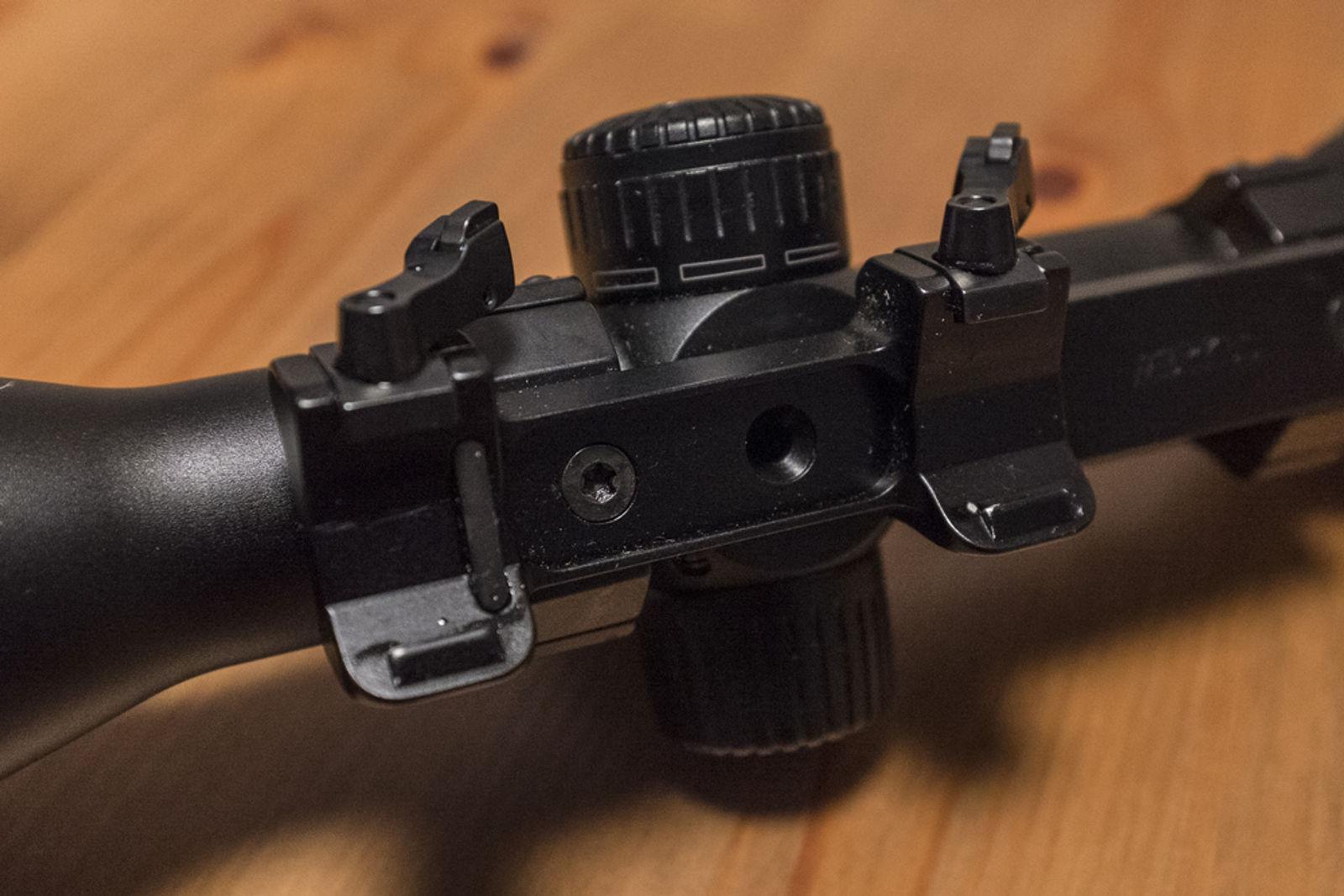 Swarovski Z8i Entfernungsmesser : Heym sr mit swarovski z i und
