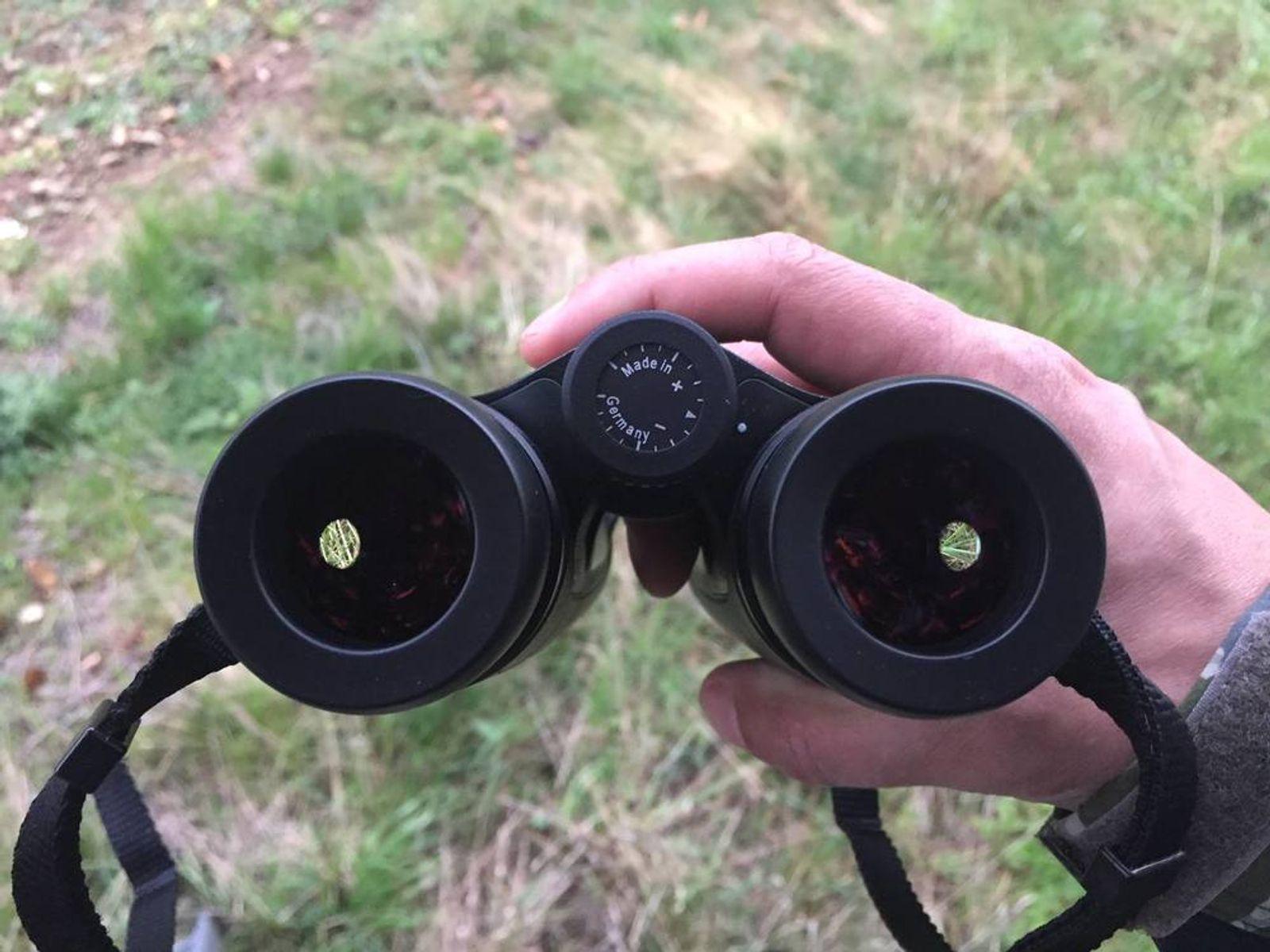 Zeiss victroy sf großer optik test