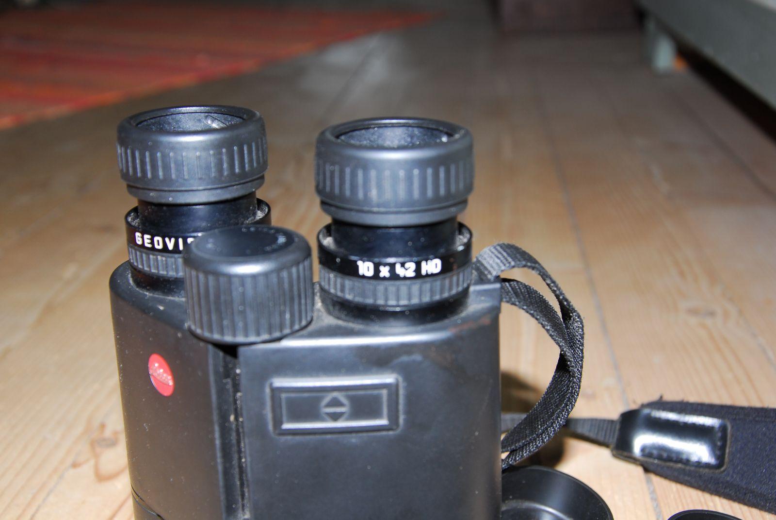 Leica geovid hd
