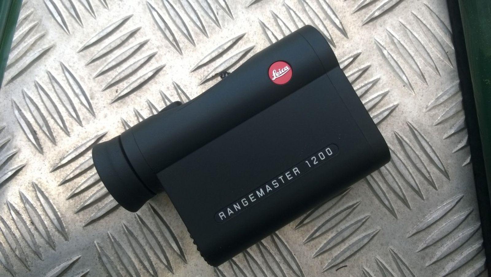Entfernungsmesser Jagd Leica : Leica rangemaster klein und präzise