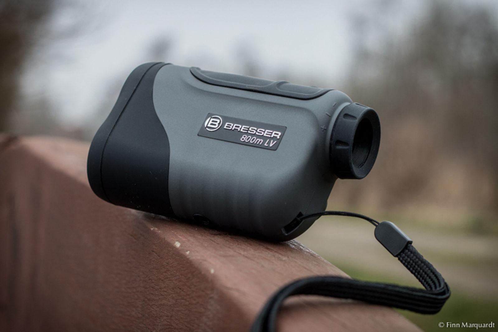 Entfernungsmesser Jagd Günstig : Entfernungsmesser m lv laserentfernungsmesser von bresser