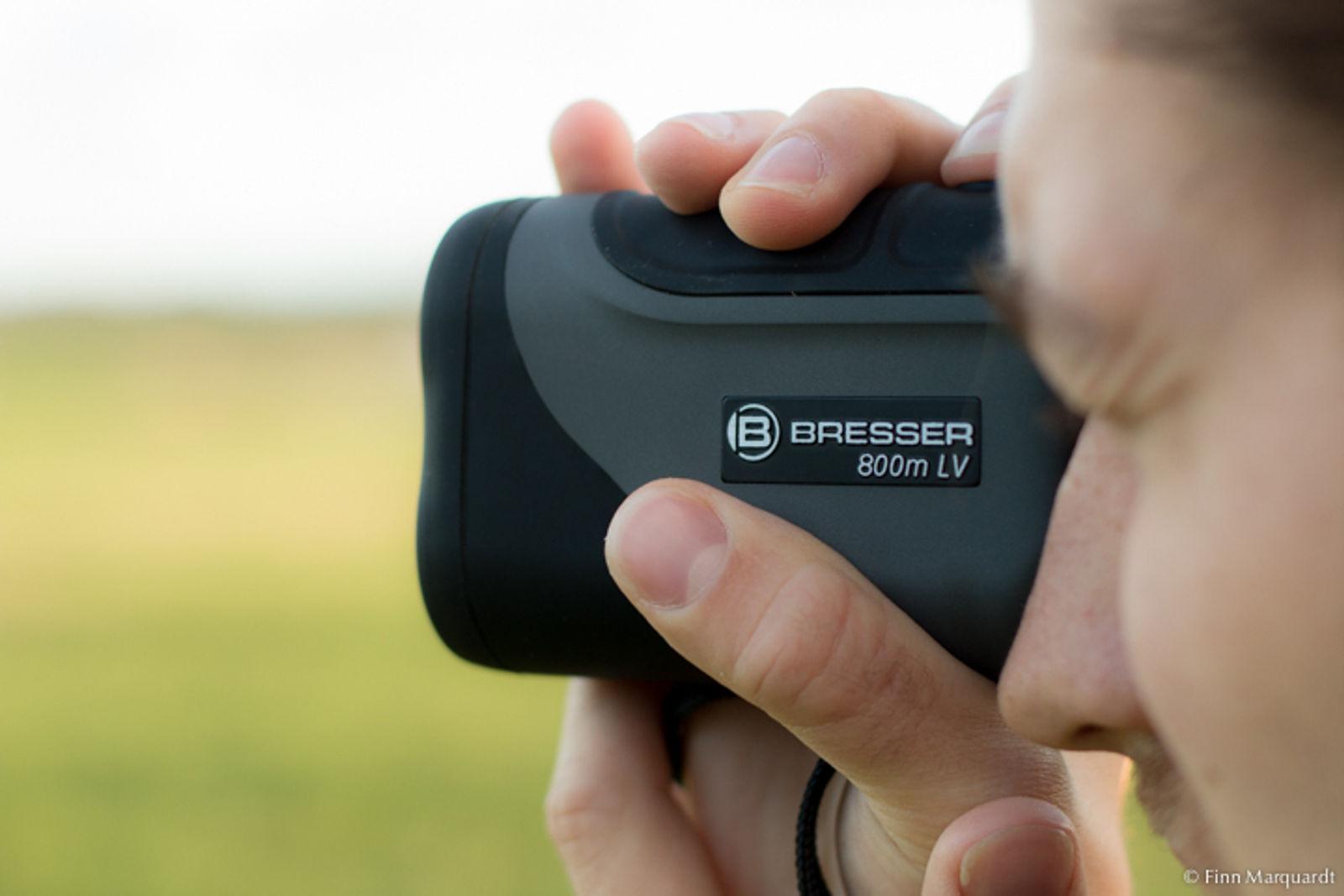 Entfernungsmesser 800 m lv laserentfernungsmesser von bresser