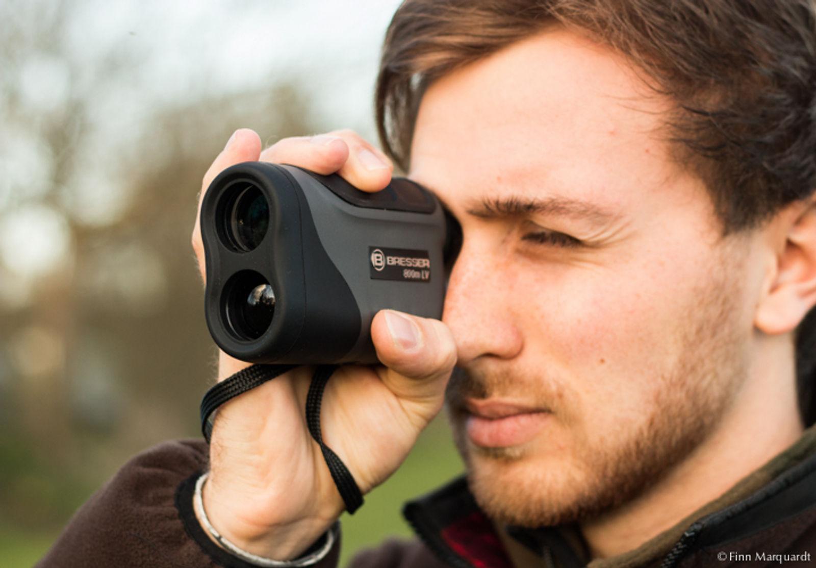 Entfernungsmesser m lv laserentfernungsmesser von bresser