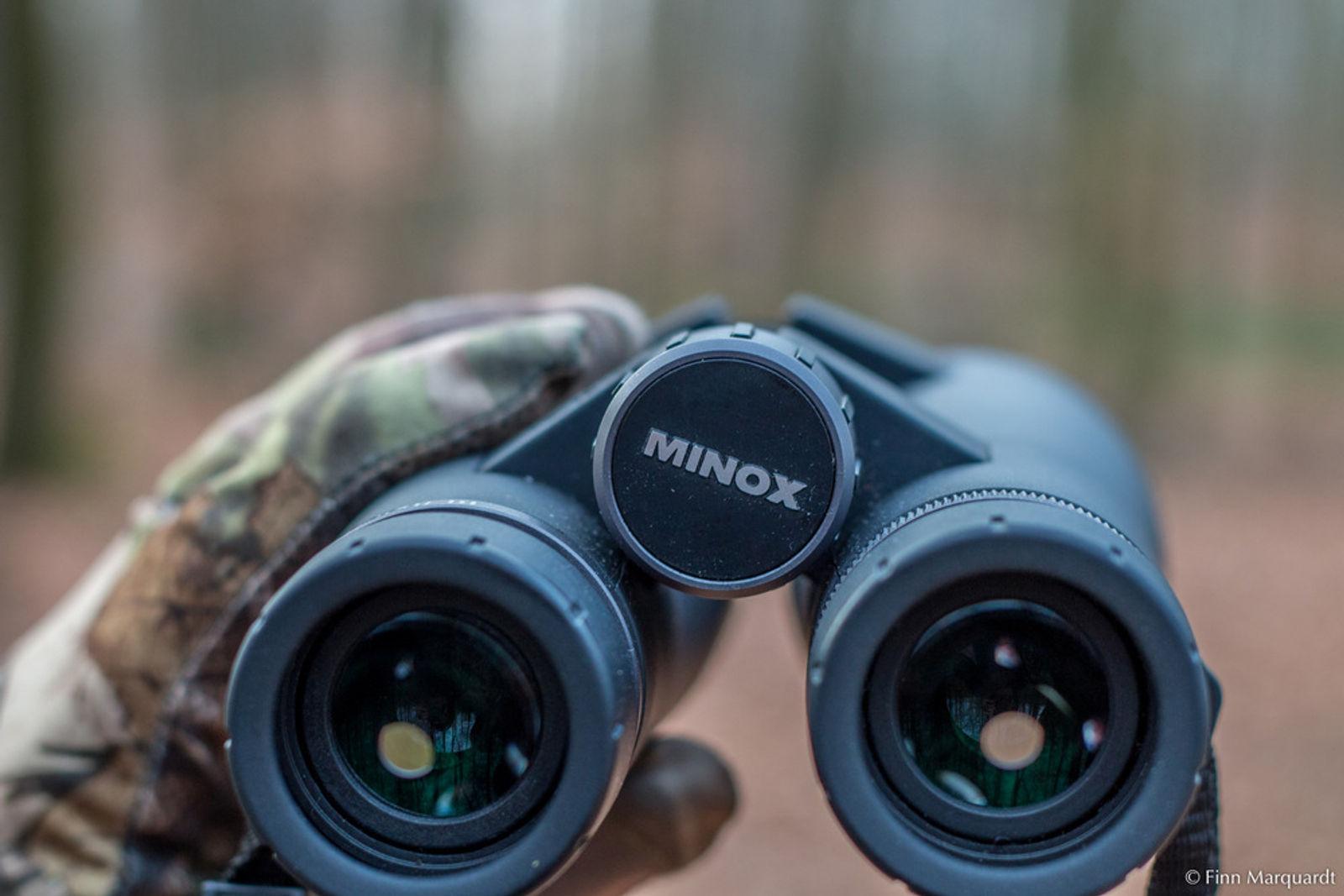 Fernglas minox bl 8x52 hd