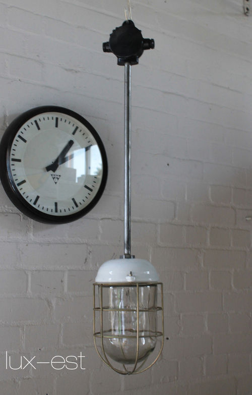 'NIESKY' Industrielampe Fabriklampe Loft Pendel Lampe Vintage