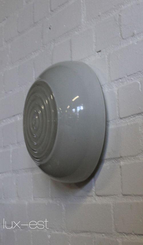 'MITHRAS M II' Wand  Decken Lampe Bauhaus Design Bakelit