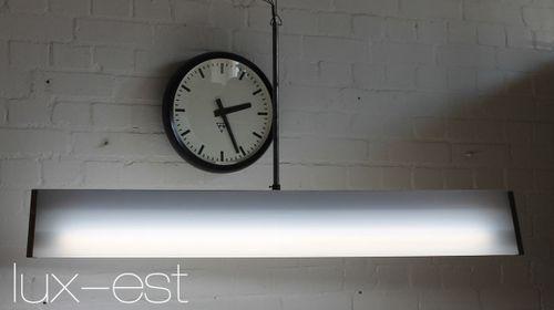 'BERLIN' LED Werkstatt Vintage Industrie Lampe Laden Loft Bar