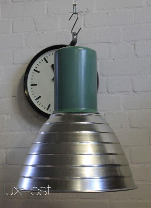 'VACHA SPRING' Fabriklampe Hallen Lampe Industrie Design Loft