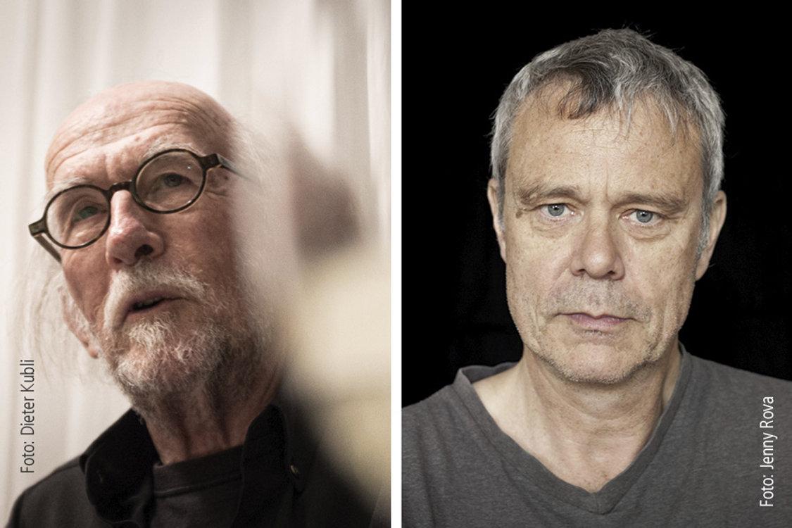 Reto Hänny: Sturz und Dieter Zwicky: Dunkelkammern