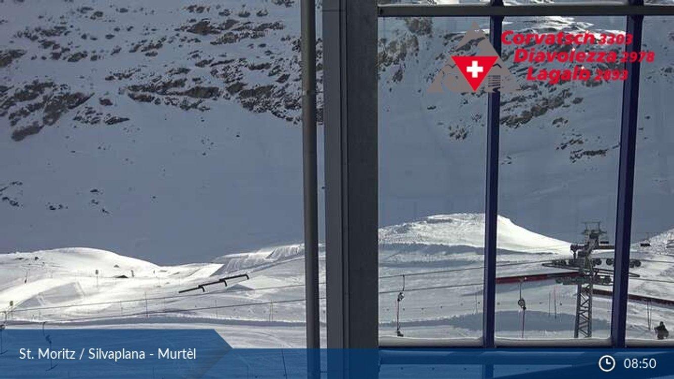 Mittelstation Murtèl