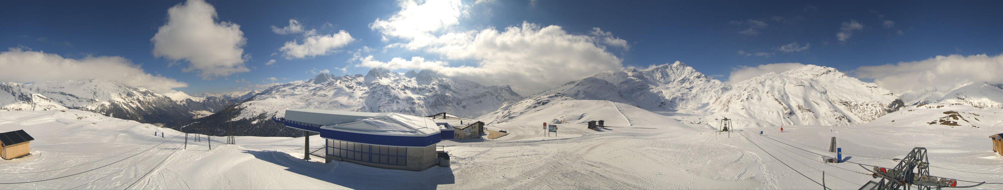 Skigebiet Splügen – Tanatzhöhi