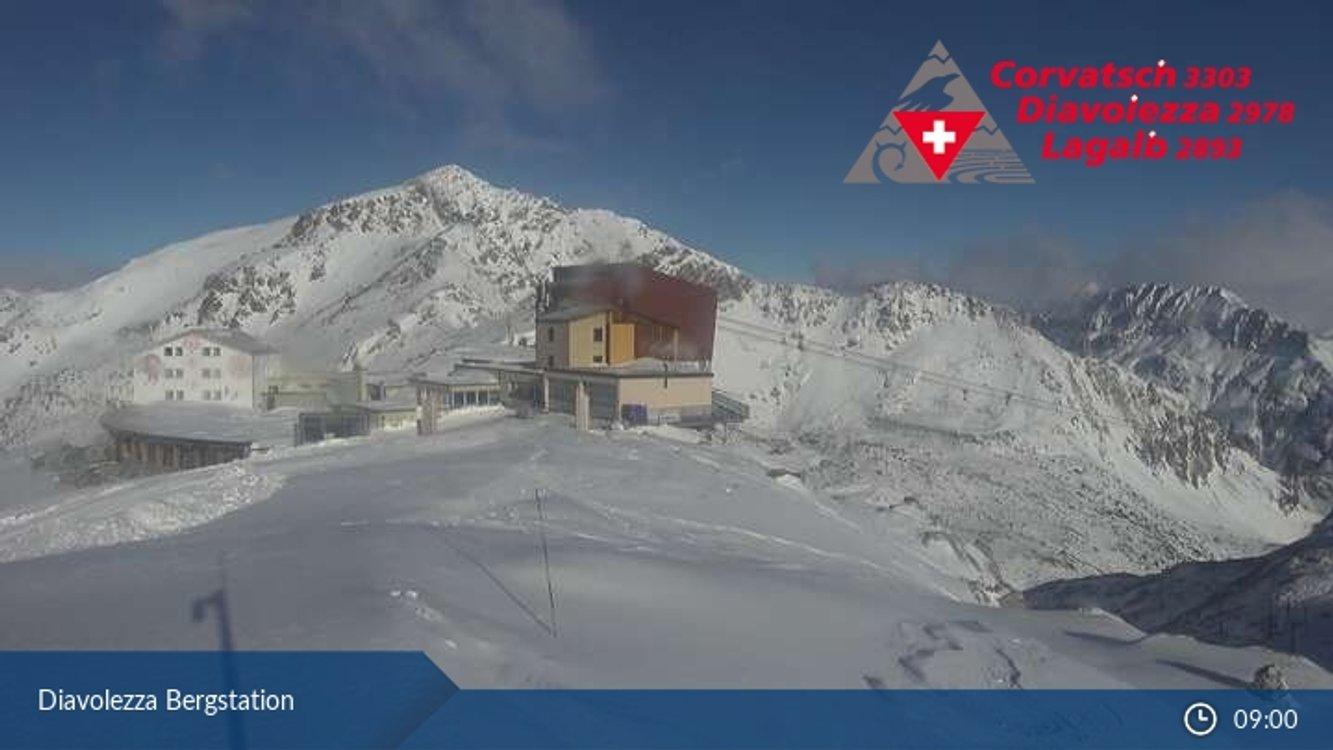 Diavolezza Bergstation