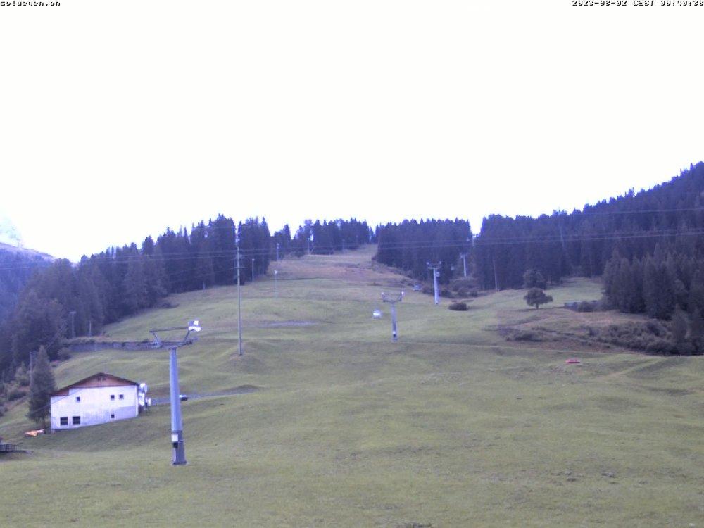 Skigebiet Splügen – Talstation