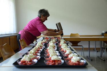abgesagt - Mittagessen für Seniorinnen und Senioren