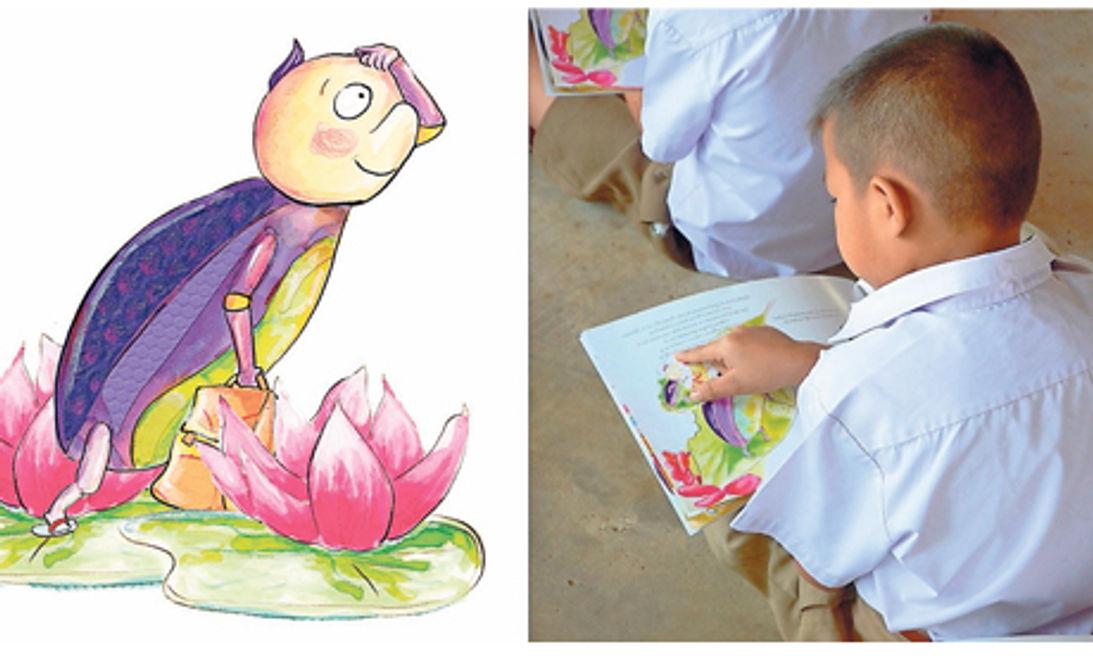 Ein Buch Für Die Waisenkinder Brunnen Schwyzkultur