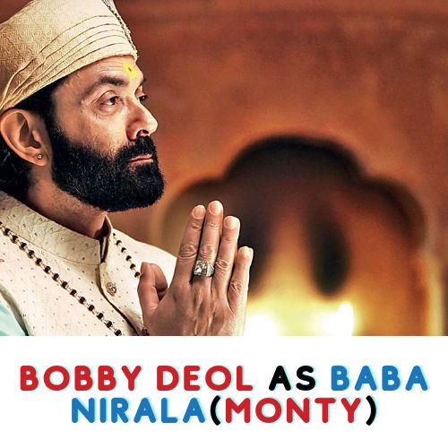 BobbyDeolas BabaNiralaMonty Aashram Web Series