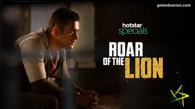 Roar Of The Lion Best Web Series on Hotstar