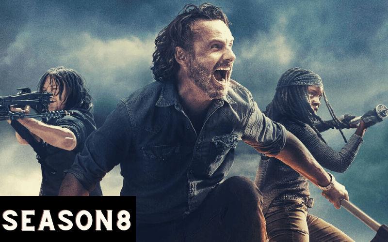 Index of The Walking Dead Season 8