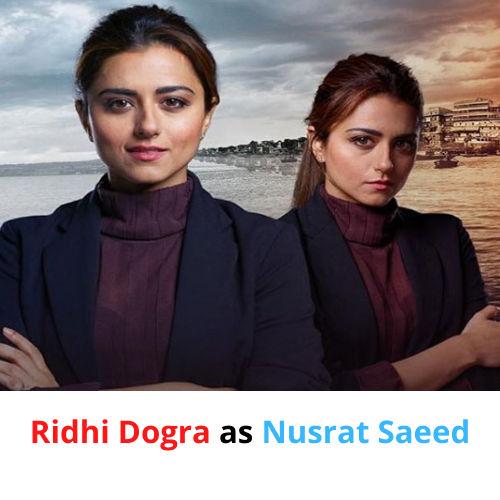 RidhiDograasNusratSaeed 1 Asur Web Series Asur series download, Asur web series download, Asura web series, Download Asur web series, Voot Select web series, watch Asur web series