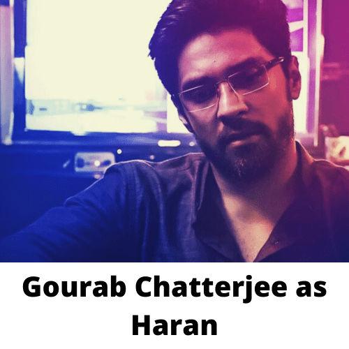 gaurav Chatterjee in Charitraheen Charitraheen Web Series