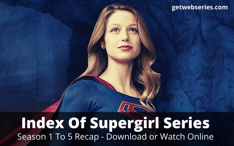 Index of Supergirl