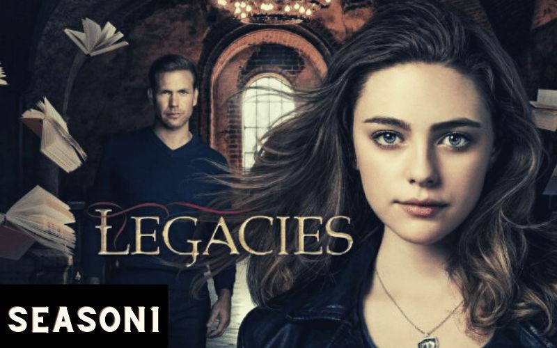 Index of legacies season 1
