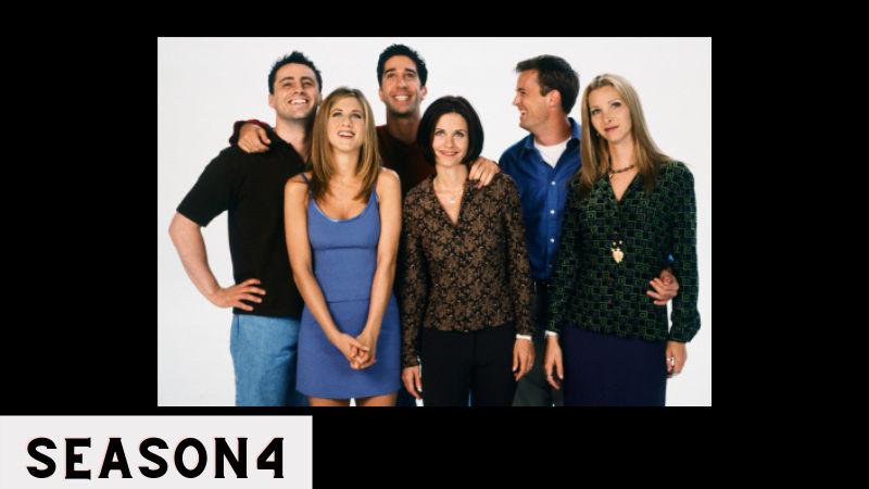 index of friends season 4