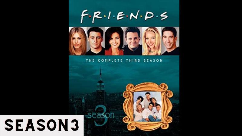 index of friends season 3