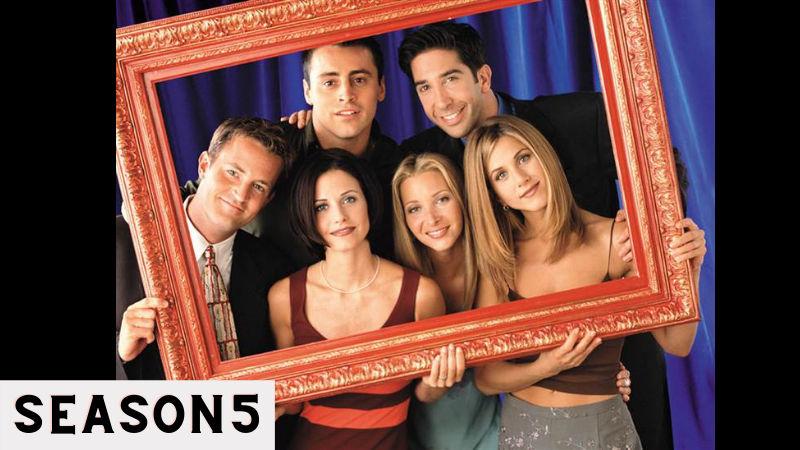 index of friends season 5