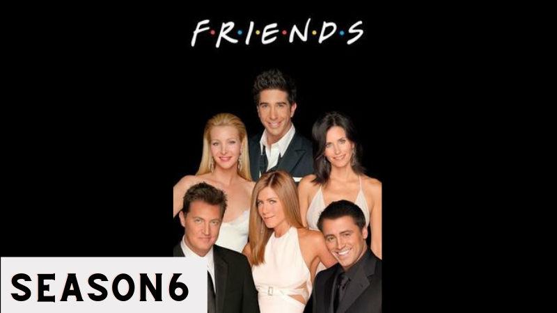 index of friends season 6
