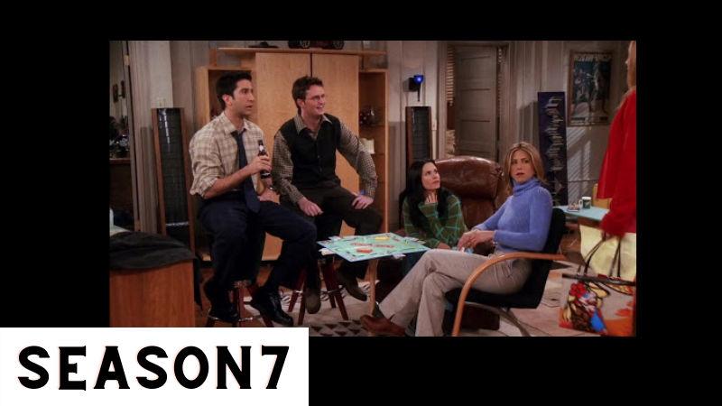 index of friends season 7