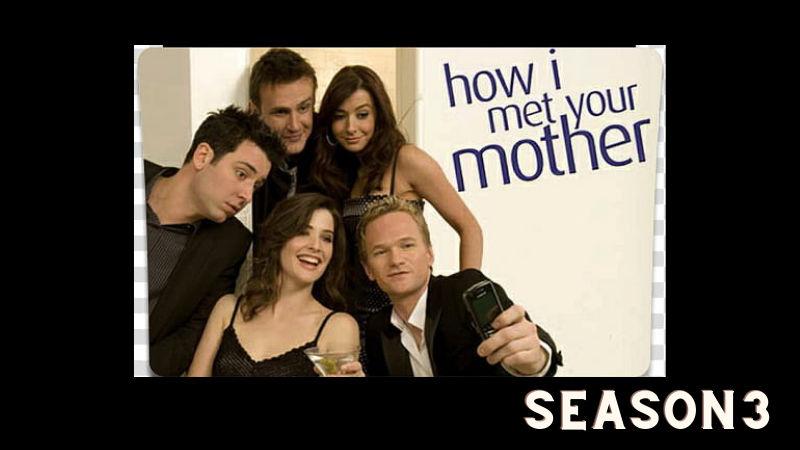 index of how i met your mother season 3