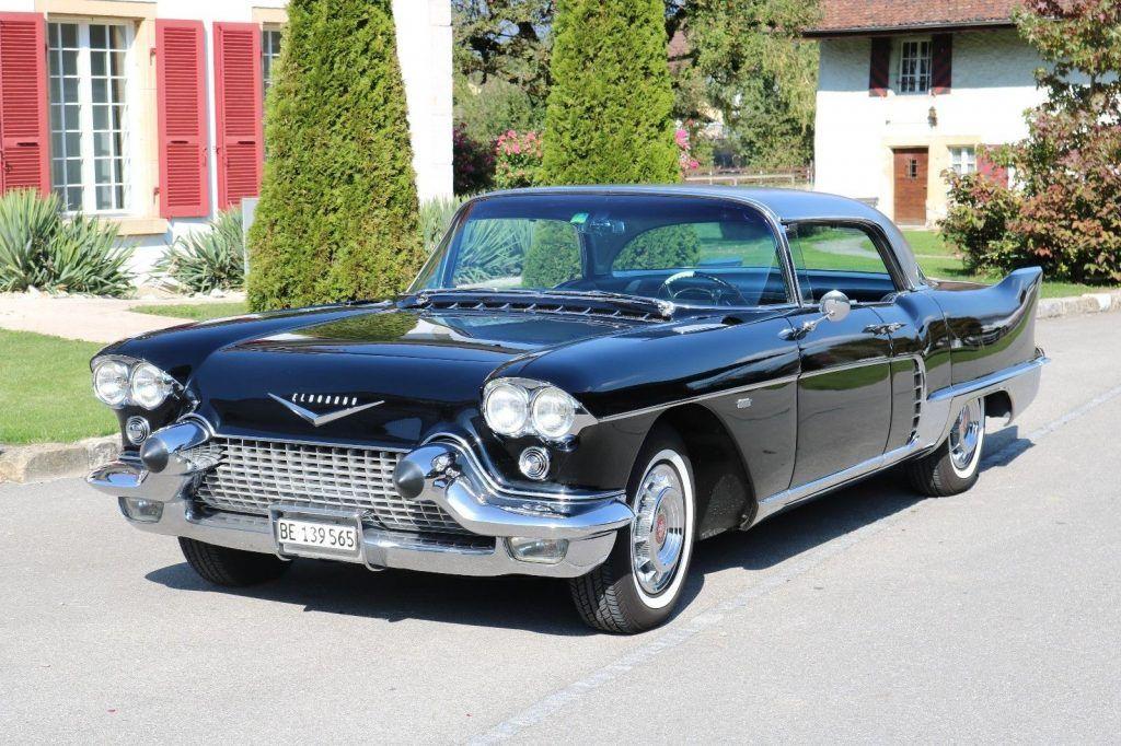 stunning and rare 1957 Cadillac Eldorado Brougham restored