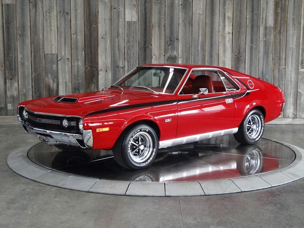 AMAZING 1970 AMC AMX