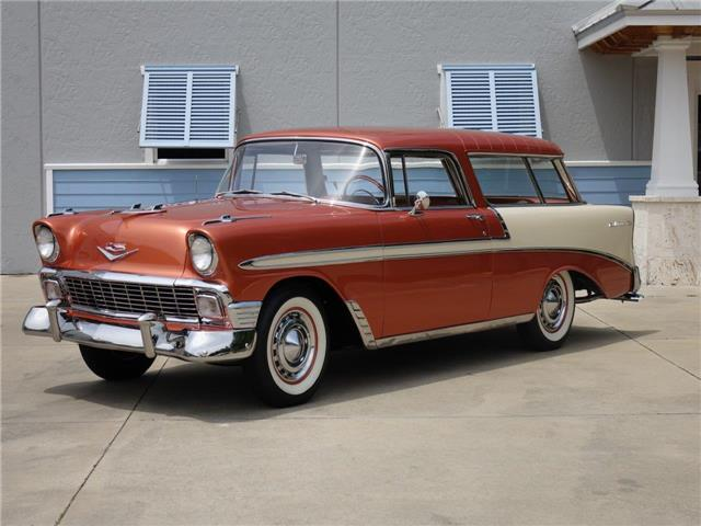 1956 Chevrolet Nomad – Over the Top Multi Year Restoration