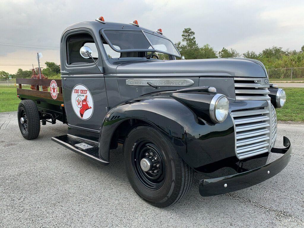 1947 GMC Pickup Truck 1-Ton Rare! Restored