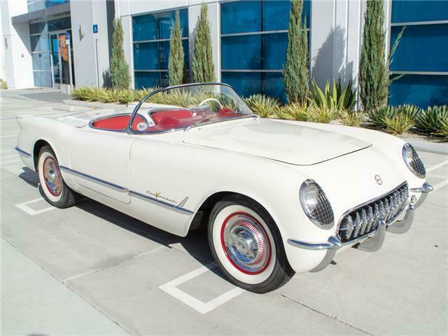 1955 Chevrolet Corvette Convertible (Fully Restored)