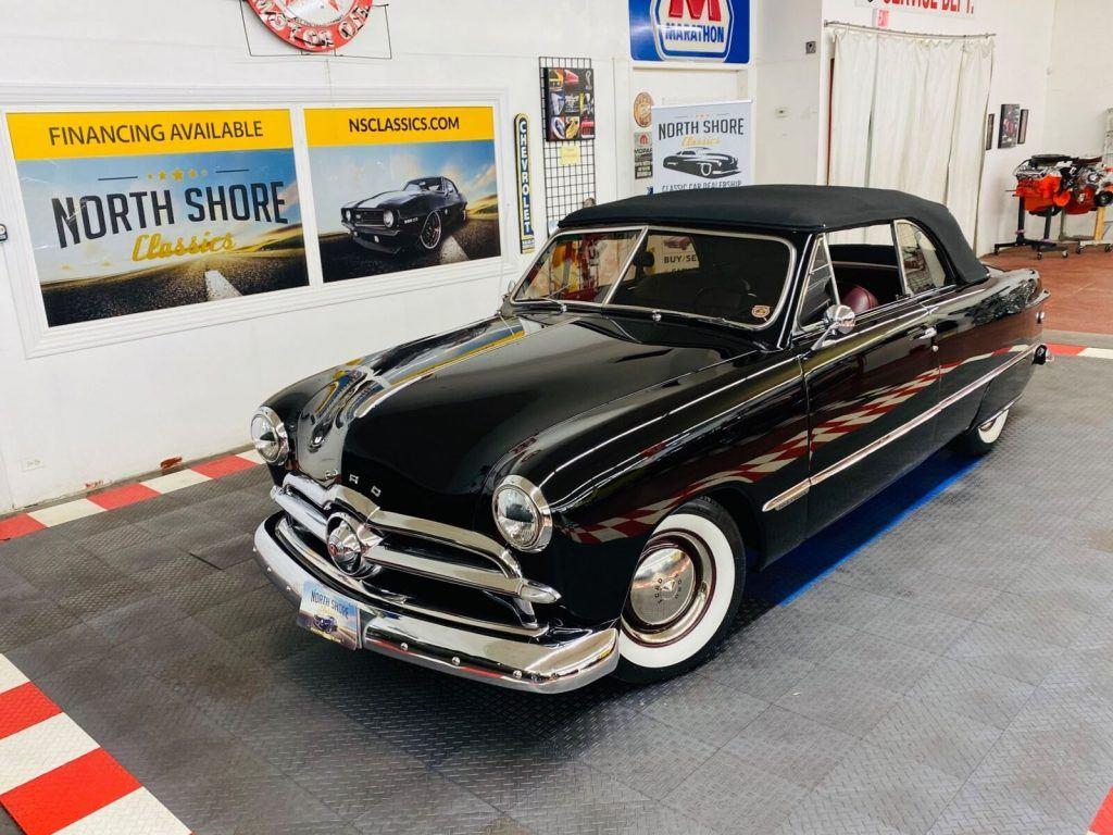 1949 Ford Custom Convertible [Six Figure Restoration]