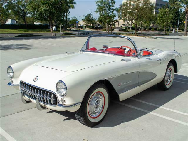 1957 Chevrolet Corvette Convertible [Fuel Injected, Frame off restored]