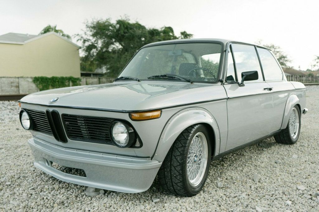 1970 BMW 2002 M42 Restored