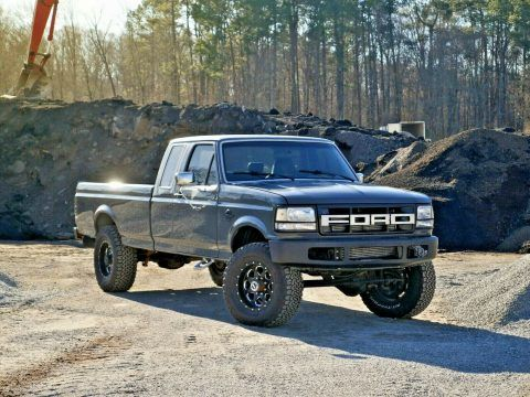 1997 Ford F-250 XL 7.3 Powerstroke Restored with nice mods for sale