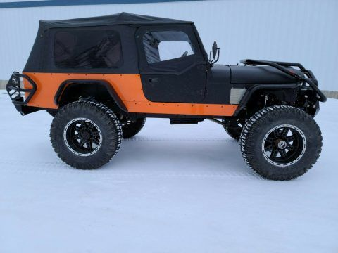 Beautiful Restored 1984 Jeep Scrambler for sale