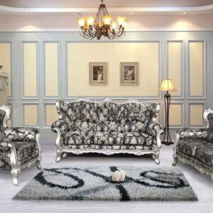 Satu Set Sofa Ruang Tamu Mewah