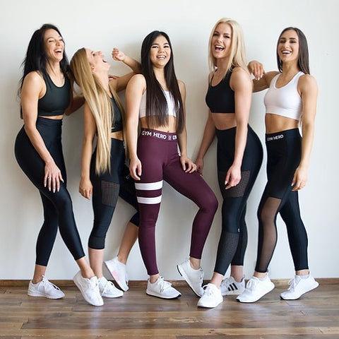 Womens Gym Leggings
