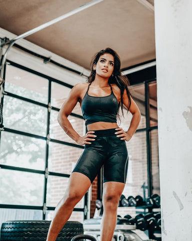 gym shorts